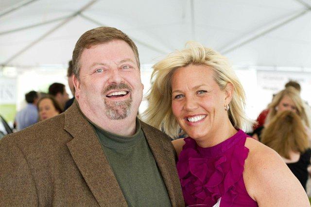 Stephen Proctor and Tera Petri