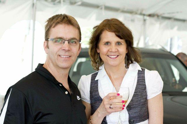 Barry Abbett and Tina Abbett
