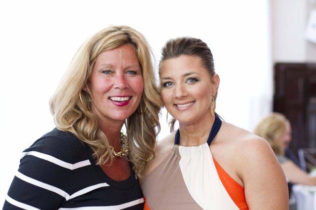 Cori Dyer and Sara Turner