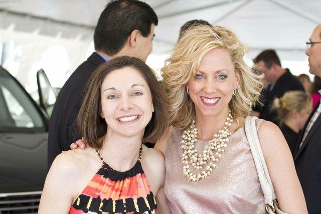Casey Orellana and Triscia Bartig