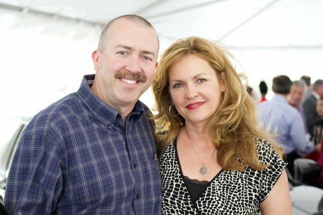 Brian Weiss and Karen Weiss