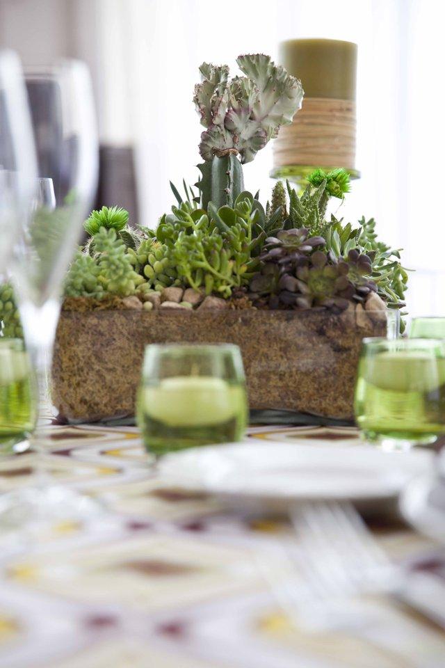 Tabletop design by Cosmopolitan Events