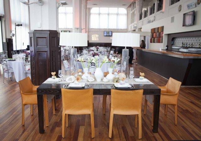 Tabletop design by Niche