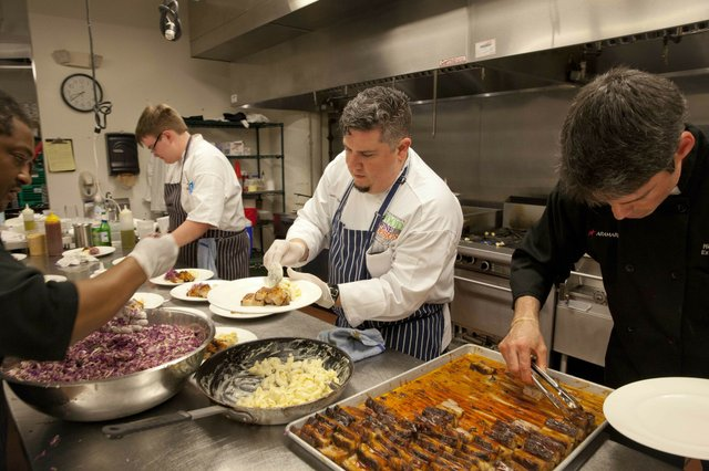 In the kitchen with Joseph L. Hemp V of Robust Wine Bar