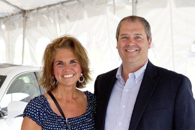 Wendy Fischer and David Fischer