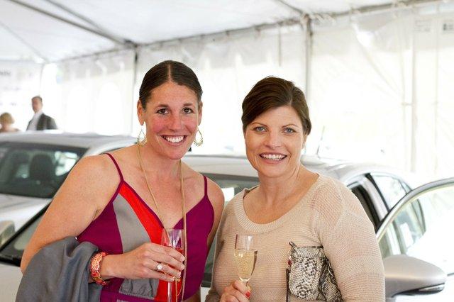 Theresa Larrigan and Erin Meyer