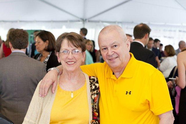Laurie Dendtler and Dale Dendtler
