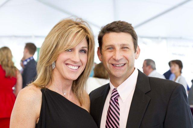Lisa Krueger and Paul Ernst