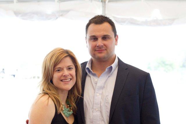 Joceline Fretwell and Aaron Fretwell