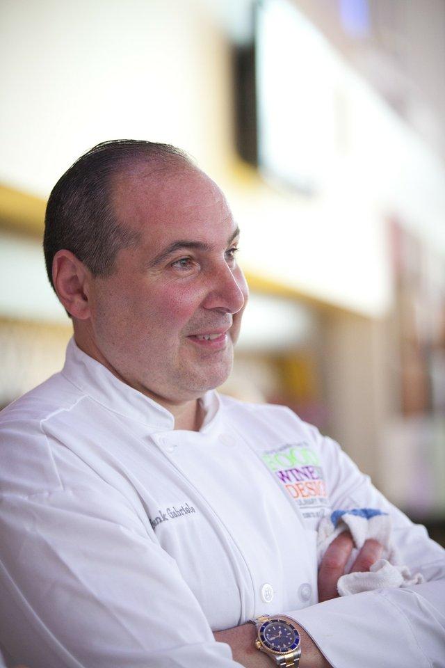 Frank Gabriele of Il Bel Lago