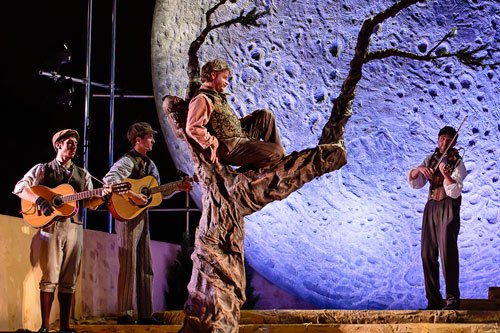 May 24–June 16: Shakespeare in the Park