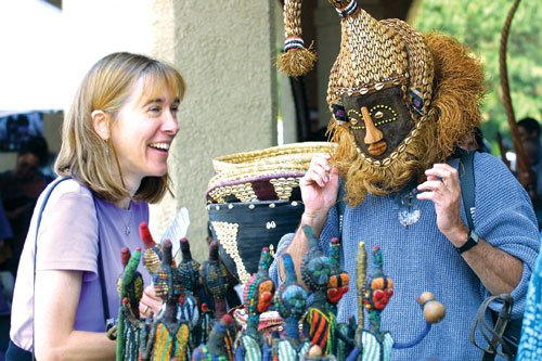 May 25, 26 & 27: St. Louis African Arts Festival