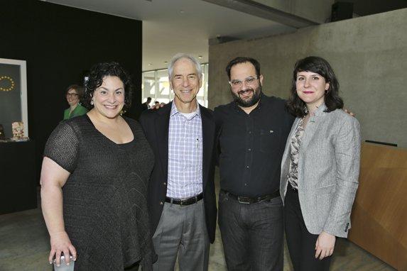 Lisa Melandri, Jake Reby Board Member, Dominic Molon, Kelly Shindler