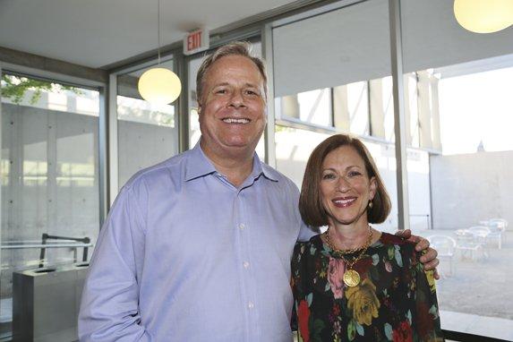 David Drier, Judy Levy