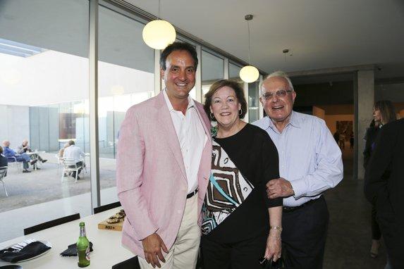 Philip Slein, Ann Eisel, Tony Eisel