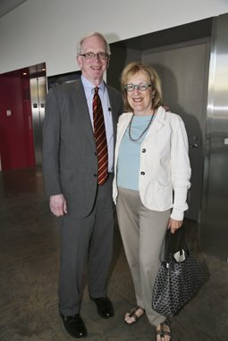 John Fox Arnold, Ann Ruwitch