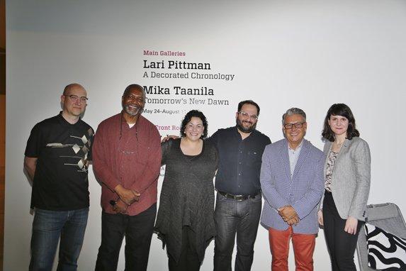 Artists and curators:Mika Taanila, Kerry James Marshall, Lisa Melandi, Dominic Molon, Lari Pittman, Kelly Shindler