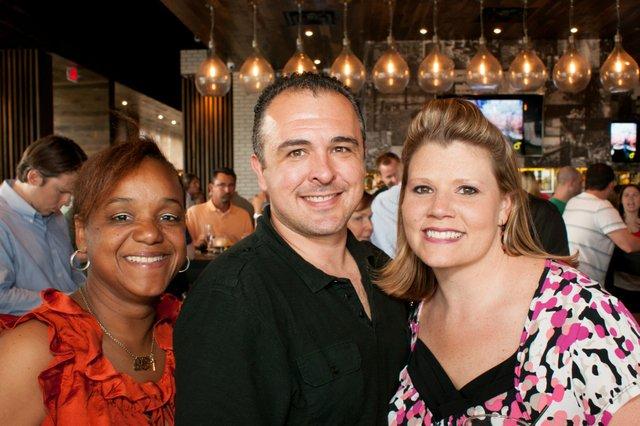 Janice Lynch, Josh Kahn, Dawn Green