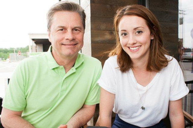Steve Pearl and Megan Pearl