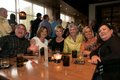 Large Group Table Shot - Larry Tucker, Joann Meyer, Jan Dunham, Phylls Schnieder, Sally Vaccaro, and Dana Martin
