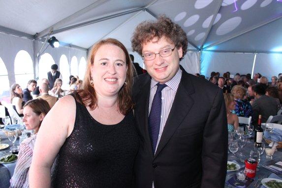 Lisa Greening, Sam Blumoff