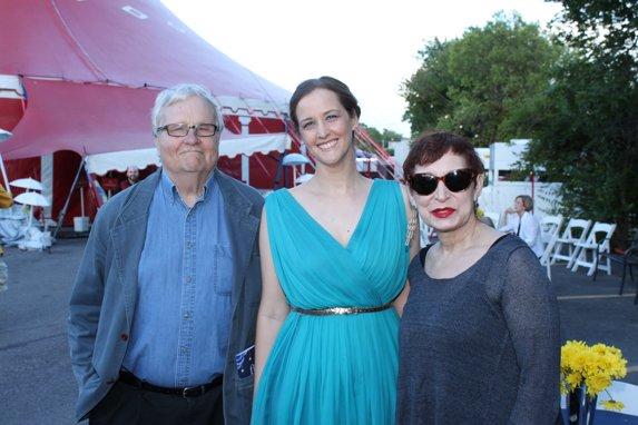 Harper Barnes, Laura Rudder, Roseann Weiss