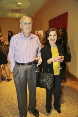 Gary and Jeanie Olshanky