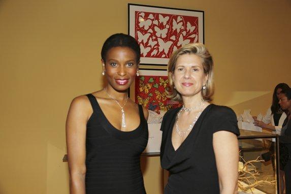 Keesha White, Maria Canale Designer