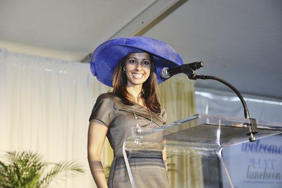 Jasmine Hoda