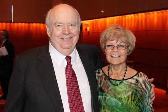 Robert Fischer, Dr. Patricia Wolff
