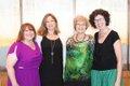 Allison Hershberger, Celeste Vossmeyer, Dr.  Patricia Wolff, Patti Gabriel