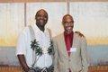 Dr. Niyi Coker, Dr. Jean Germain Gros