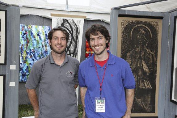 Steven and Stanley Scott