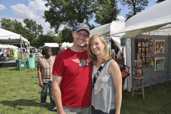 Craig and Jennifer Strohbeck