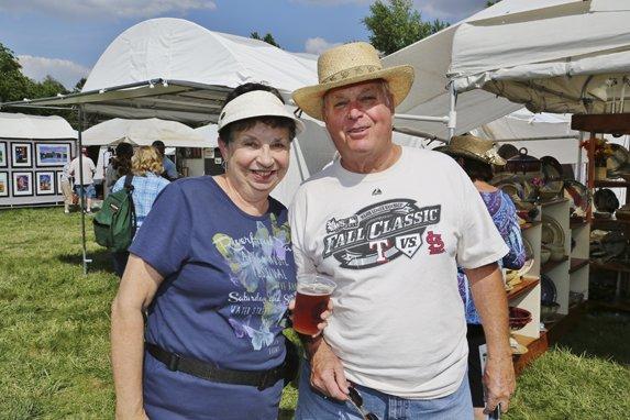 Diane and Don Spiller