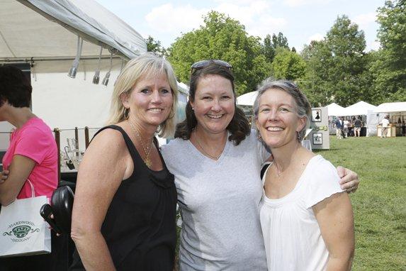 Kerry Dooley, Mary Ellen Leary, Clare Blahnik