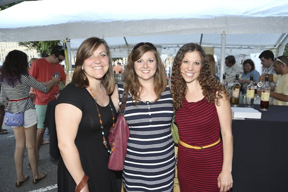 Amie Feick, Courtney Young, Beth Zimemann