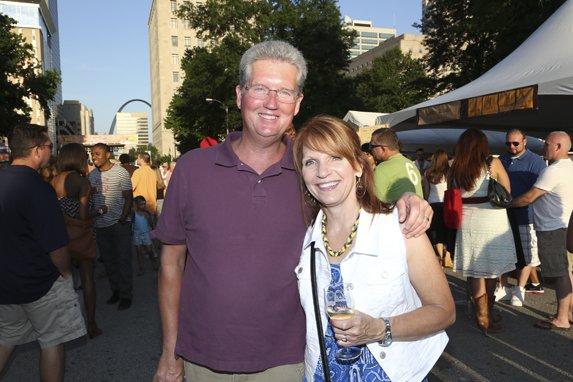Wayne and Karen Slinkard