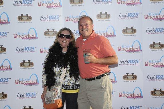 Linda and Stan Borgmeyer