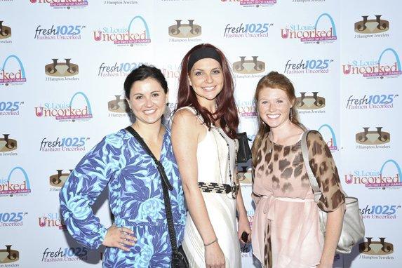 Renna  Collett, Rochelle Douglas, Jessica Tilghman
