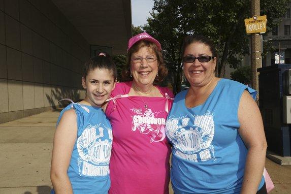 Melissa Henricks, Kathie Young (survivor), Dorothy Henricks