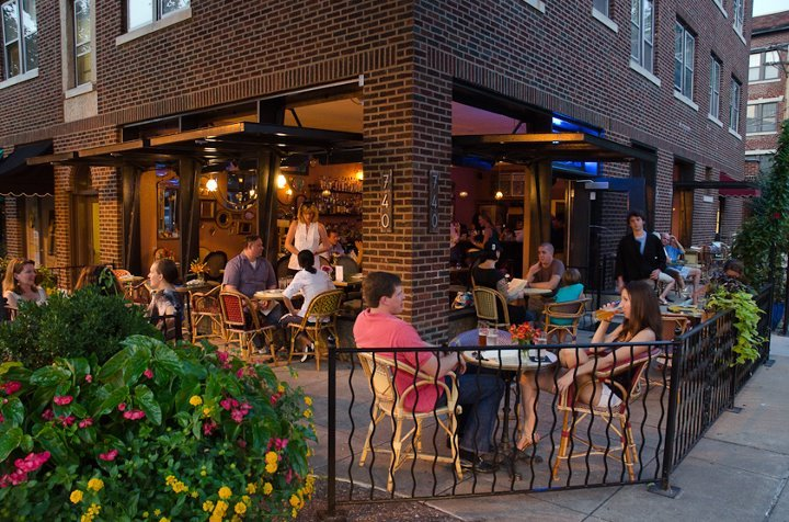 Our Top 10 Favorite Patios Times Seven