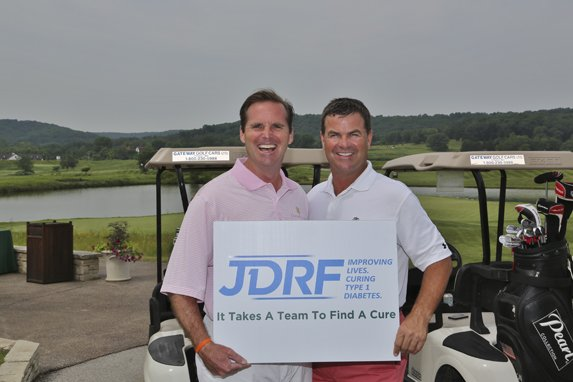 Bill Rowe, Jay Williamson Golf Pro
