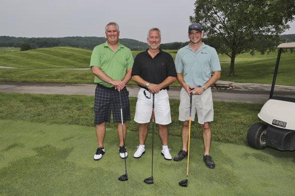 Tim Craig, Jeff Hatfield, Mike Foster