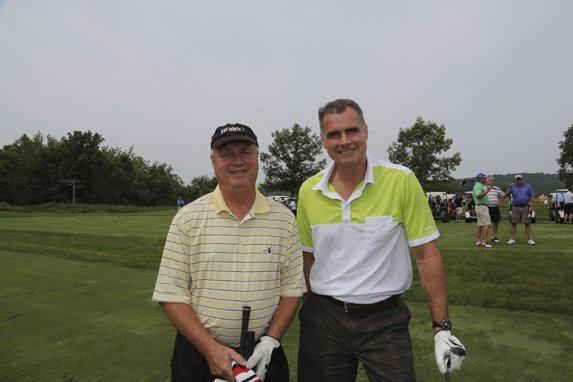 Gerry Clark, Russ Willey