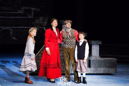 Through August 2: <em>Mary Poppins</em>