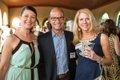 Nicole Burkeyer, Tom Schwartz, Dr. M. Brigid Holloran-Schwartz