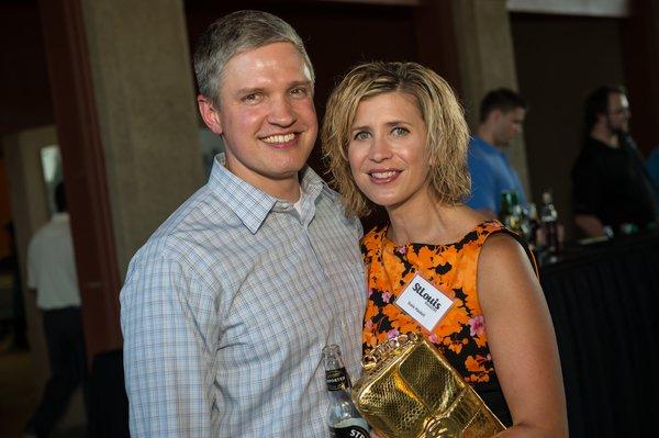 Dr. Darren & Susie Haskell