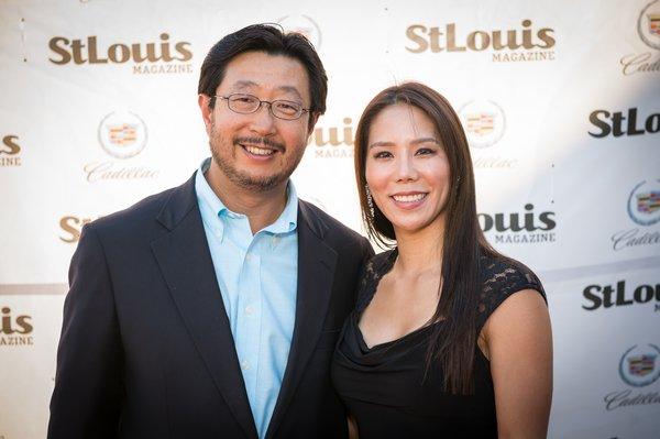 Dr. Peter and Jieun Zhang