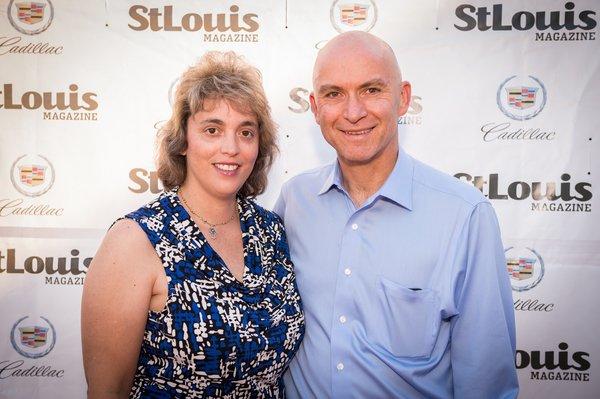 Dr. Zamir & Debbie Eidelman